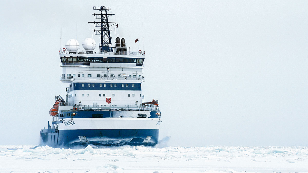 Nordica jäänmurtaja