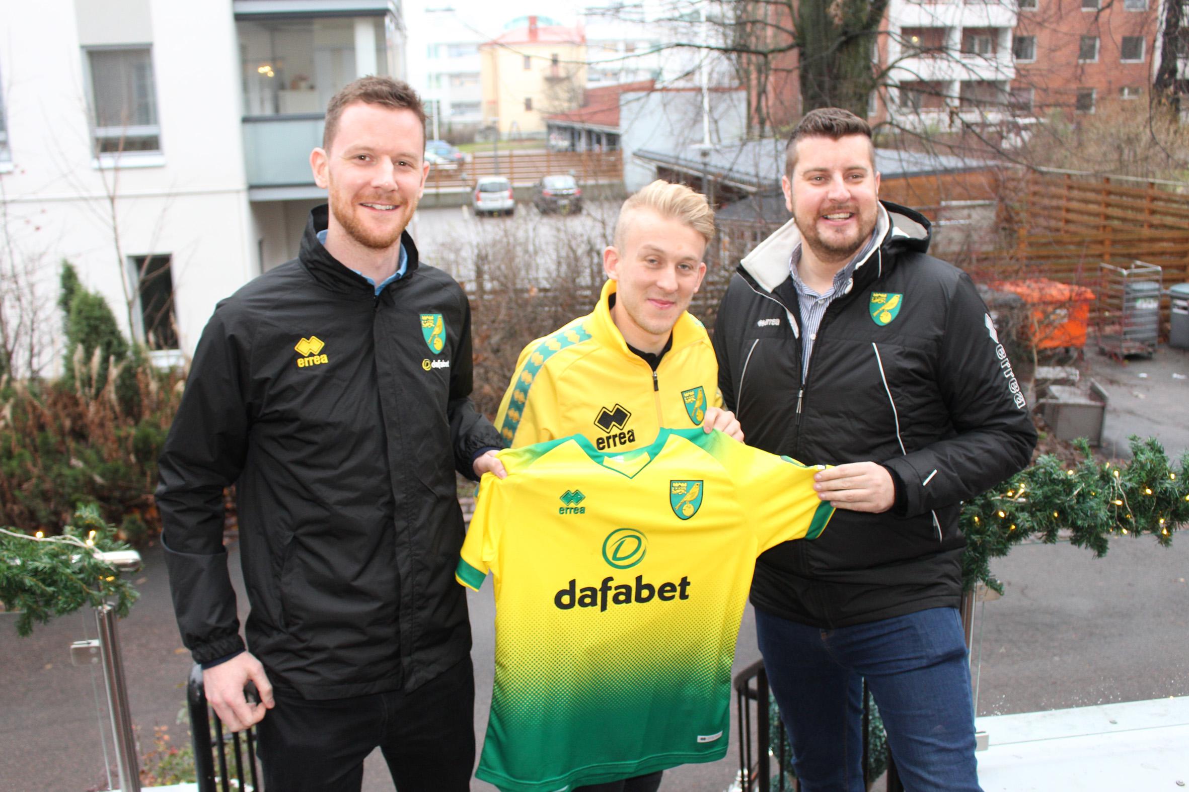 Norwich Cityn markkinointijohtoa