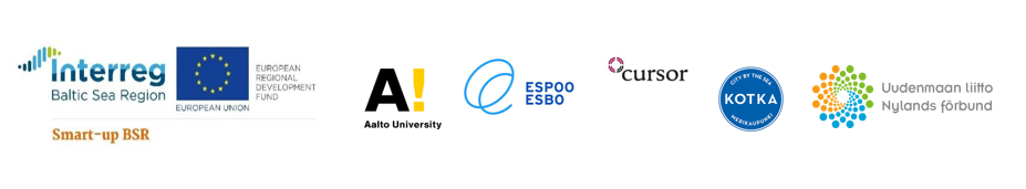 Smartup logopalkki