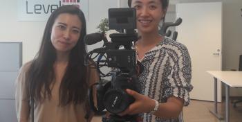 KBS Moon Jihye ja Jin Ayoung kuva_Erna Gronow