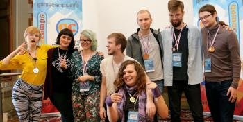 Game Camps Visby 2018