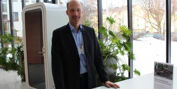 Kotkan vs. kehitysjohtaja Toni Vanhala