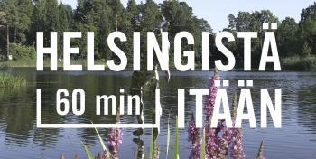 Helsingistä itään