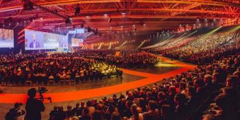 Nordic Business Forum tapahtuma