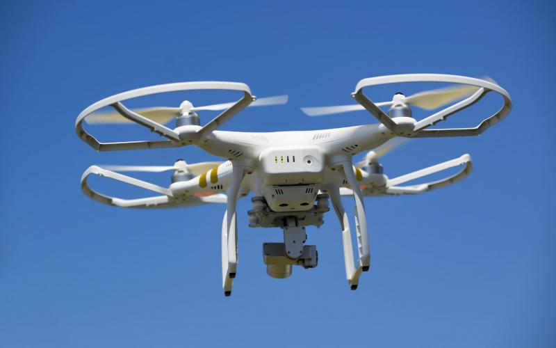 Drone, kuva Shutterstock