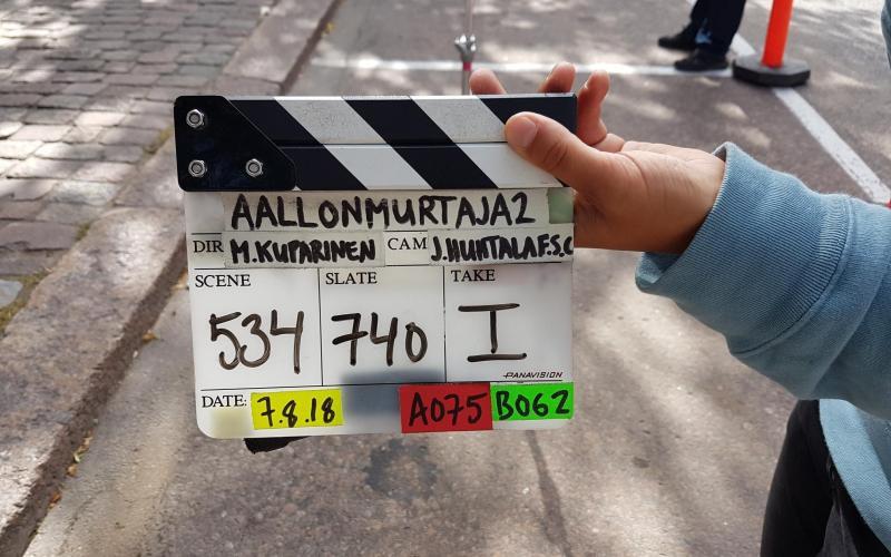 Klaffi Aallonmurtaja kuva Hanna Nieminen