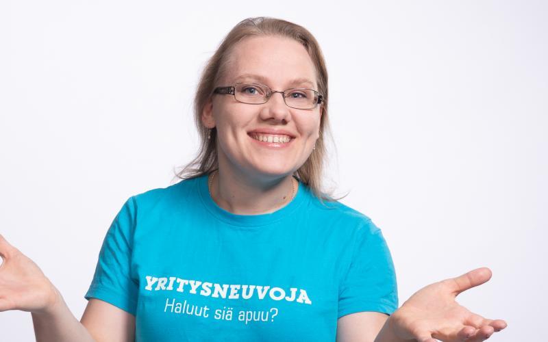 Yritysneuvoja Marianne Ahvenranta