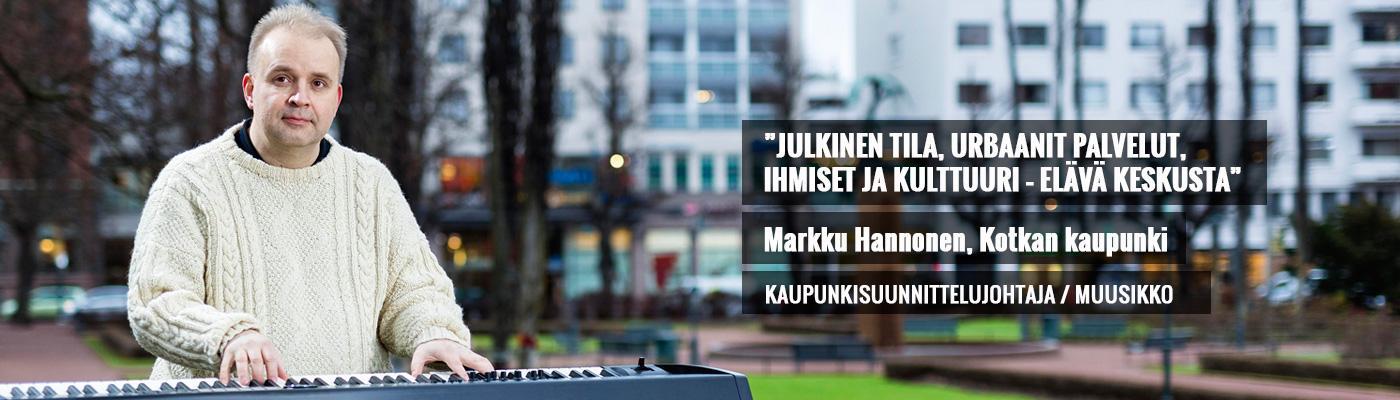 Markku Hannonen - Sibeliuspuisto