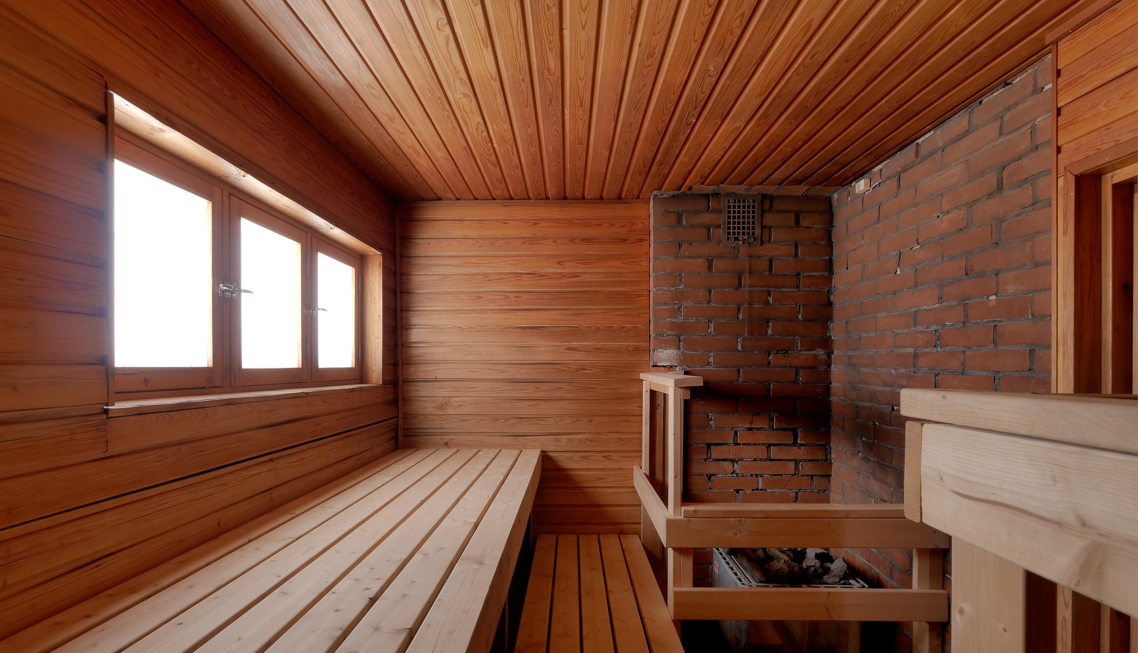 Sauna Aalto Sunila Design