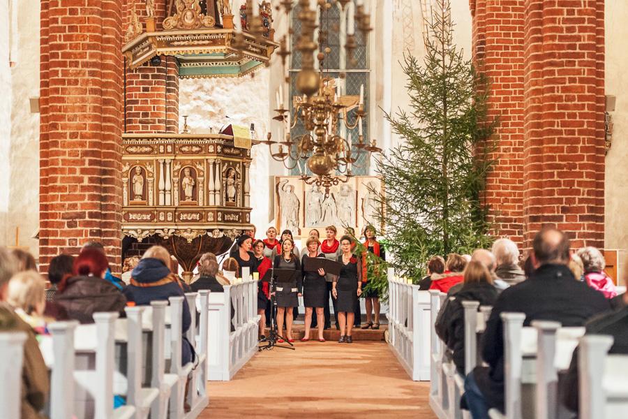 Joulukonsertti Pyhtään kirkossa