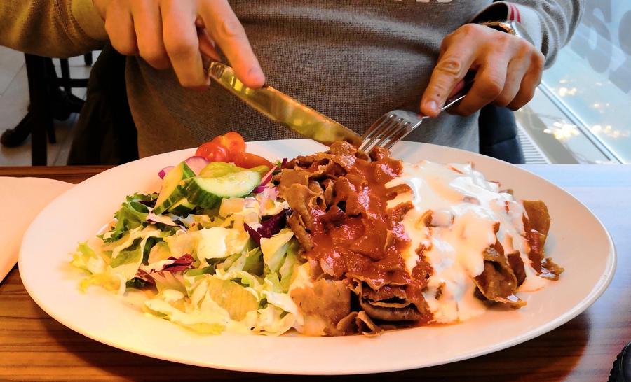 Erkan kebab