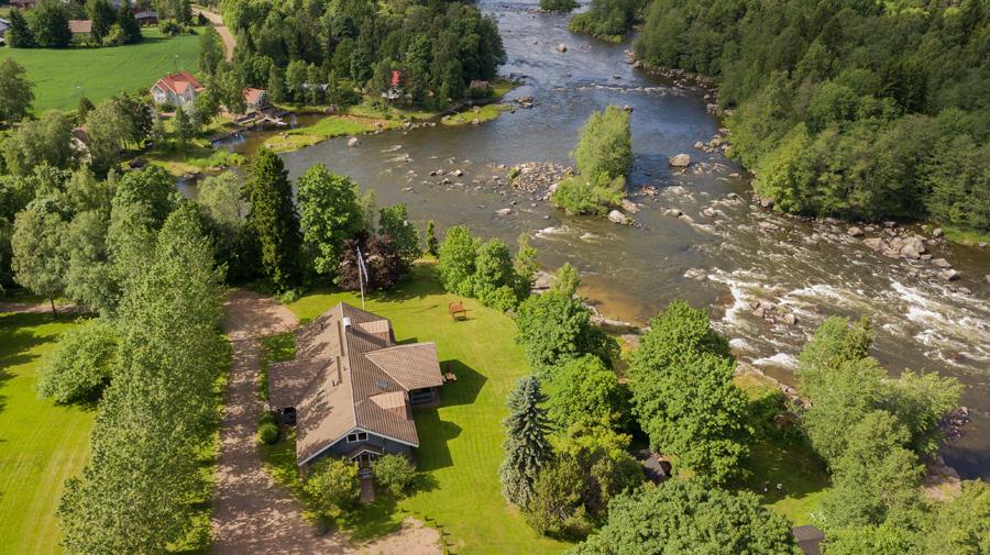 Villa Koskenäyräs, Kotka
