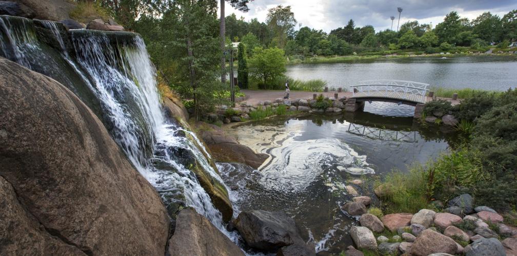 Sapokan vesipuisto