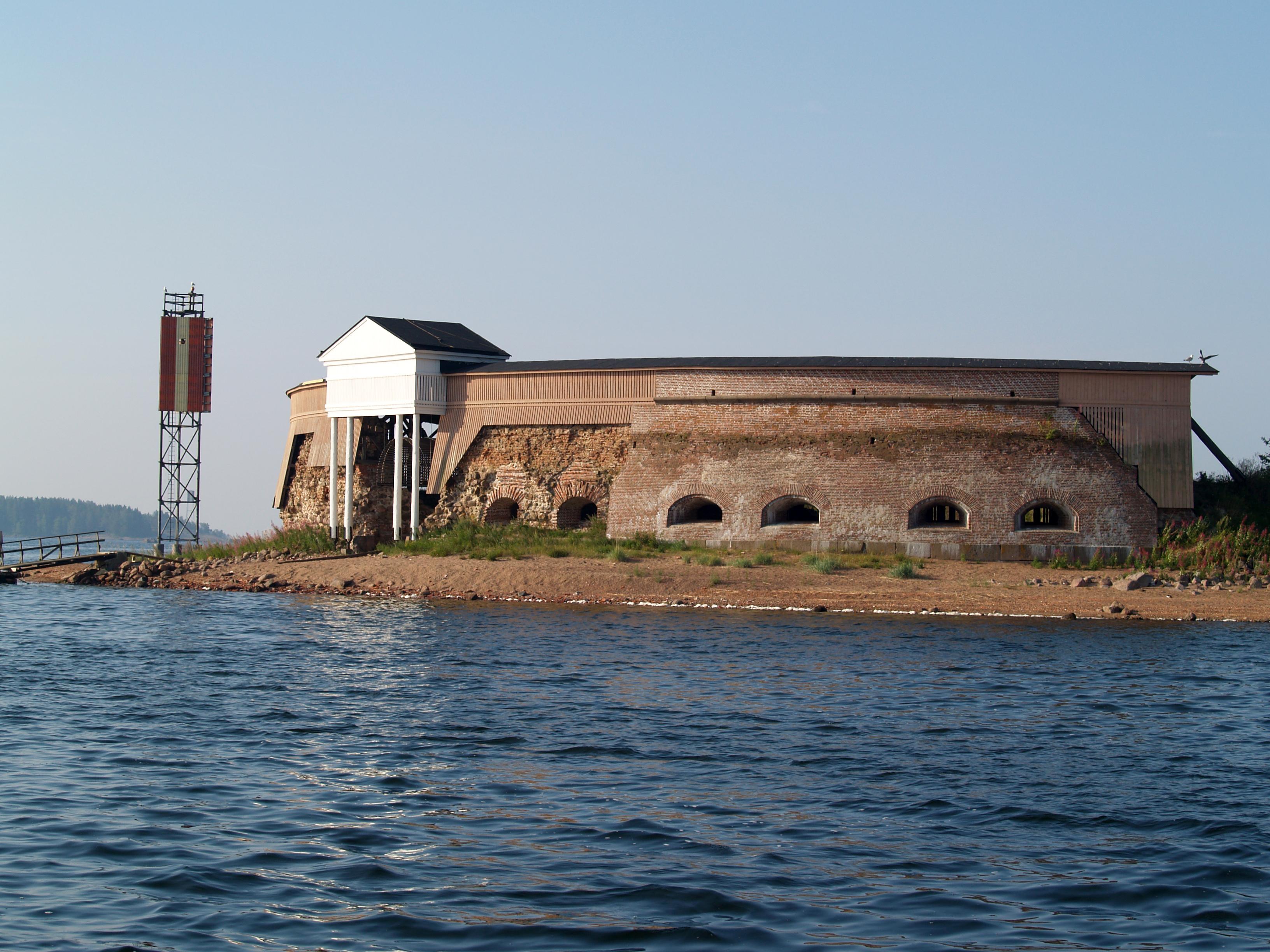 Fort Slava, Kotka, Finland