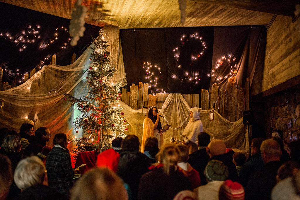 WHJ joulunäytelmä Vesa Hovi