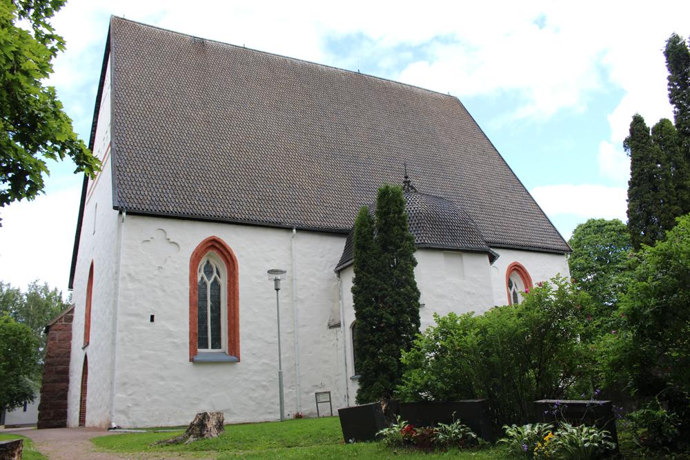 Pyhän Henrikin kirkko Pyhtäällä