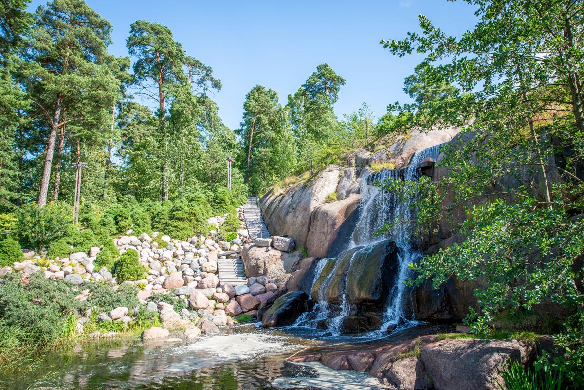 Sapokan vesipuisto Kotka
