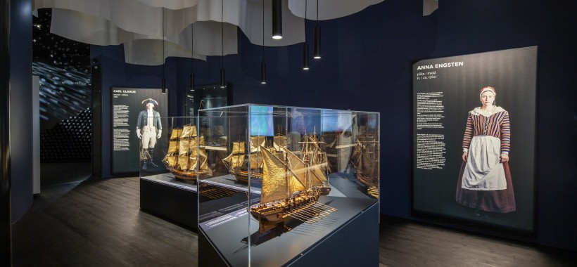 1700-luvun lopulla käytyjen Ruotsinsalmen meritaistelujen tutkimukselle jättilahjoitus