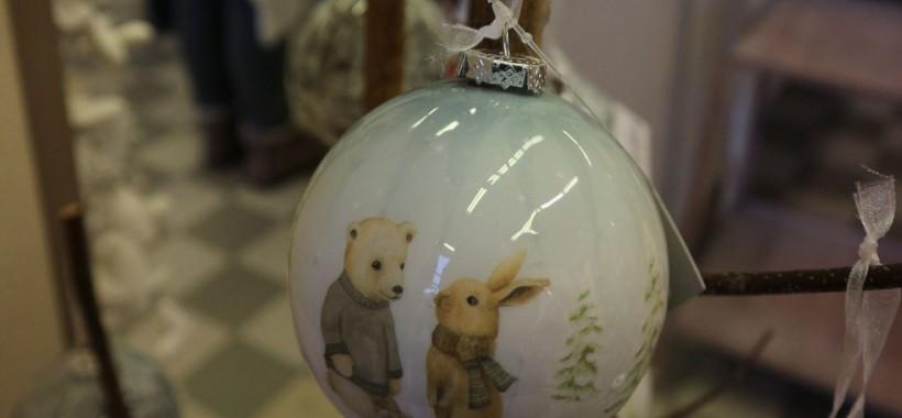 Joulupallo Kombossa