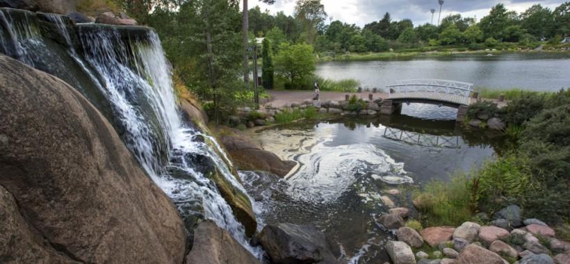 Sapokan vesipuisto Juha Metso