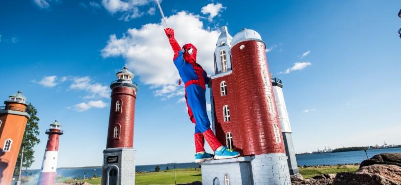 spiderman_kotka Lukas Pearsall