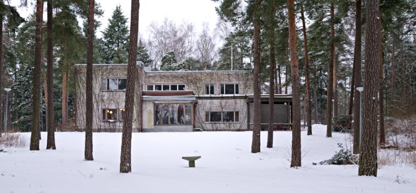 Alvar Aalto Kotka Sunila