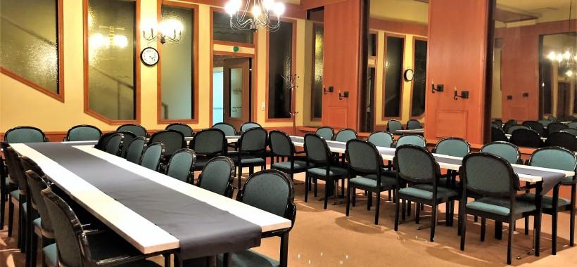 Hotelli Leikarin kokoustilat
