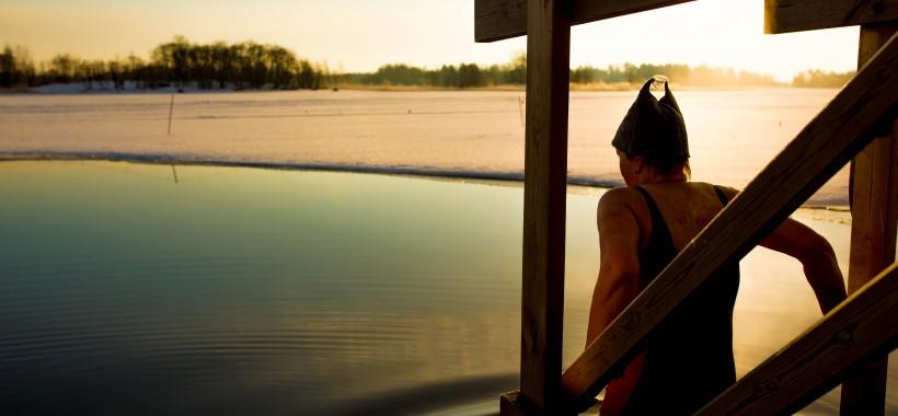 Ramsin Saunat, Vesa Hovi