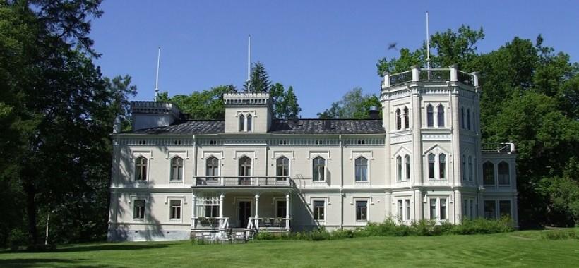 Manor Hotel Karhulan Hovi, accommodation Kotka, Finland