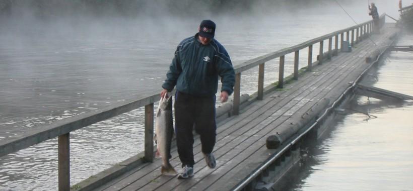 Korkeakosken kalastuslaituri kuva 3
