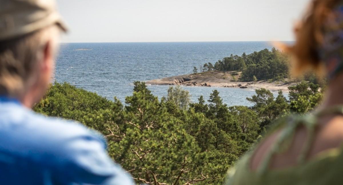 Kansallispuisto Tammio risteily Jukka Koskinen