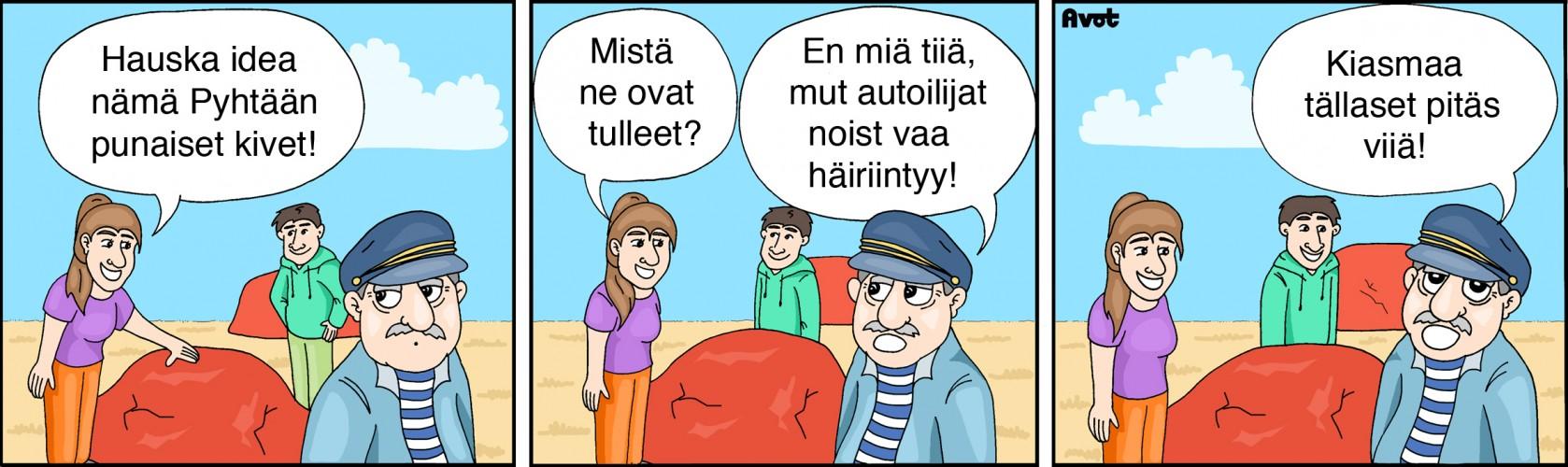 Meijän-Masa-sarjakuva-punaiset-kivet
