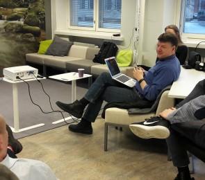Levelup startup testimonials