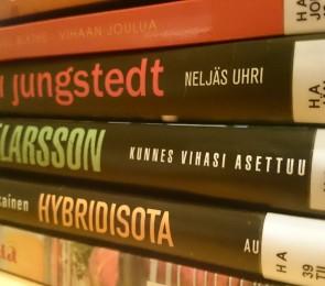 Kirjaston kirjat