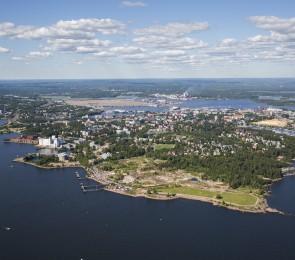 Kotkan saari Sofia Virtanen