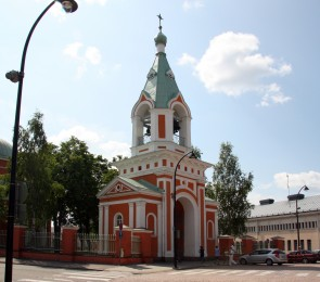 Pietari-Paavalin kirkko, Pietari FIR hanke kuvat