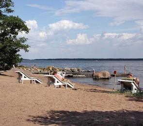 Mansikkalahti uimaranta
