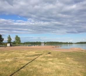 Rampsinkarin uimaranta, Hamina