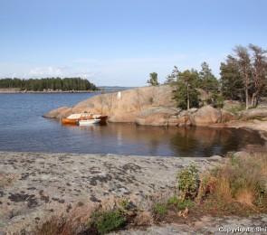 Suuri-Pisin retkisatama, Virolahti