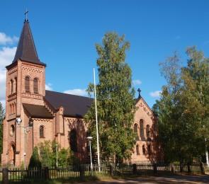 Miehikkälän kirkko