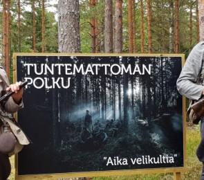 Tuntemattoman polku, Virolahti