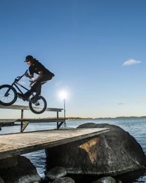 Pyöräily Lukas Pearsall