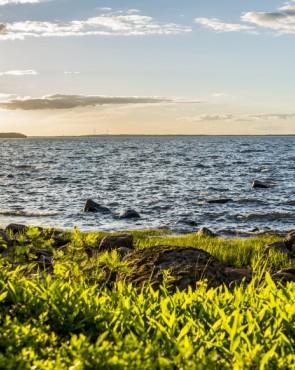 Saaristo ja meri Kuva: Vesa Hovi