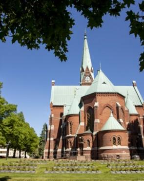 Kotkan kirkko