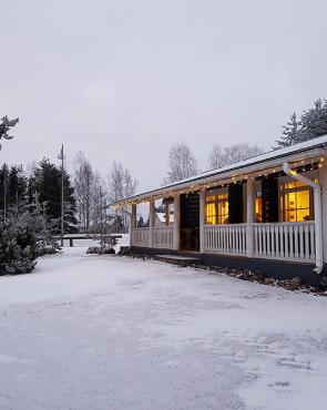 Susikosken kahvila Kuvaaja: Marianne Mokkala-Räty