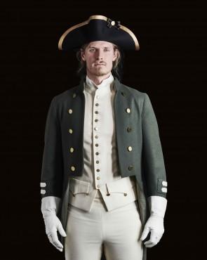 Ruotsalainen sotila Carl Ulanus