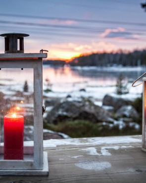 Рождетсвенские и новогодние события, регион Котка-Хамина, Финляндия