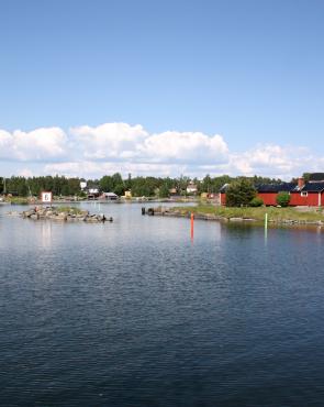 остров Хаапасаари, Котка Финляндия