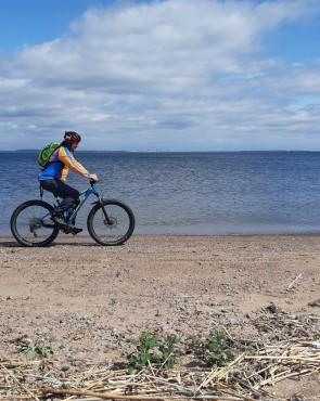 Kaunissaari pyöräillen