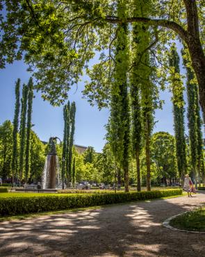 Sibeliuksenpuisto Kotka